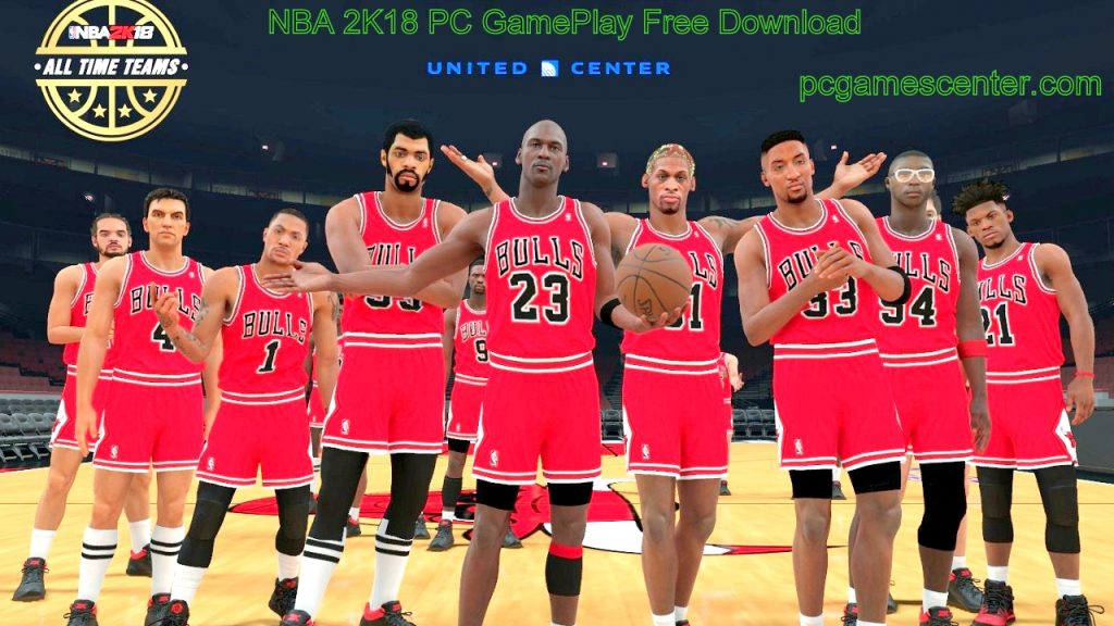 NBA 2K18 PC GamePlay Free Download