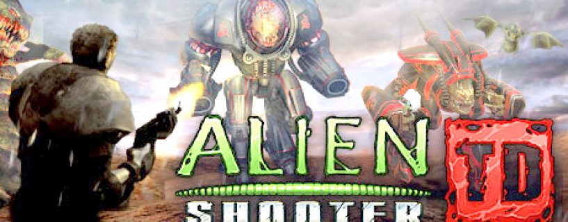 Alien Shooter PC Game Free Download