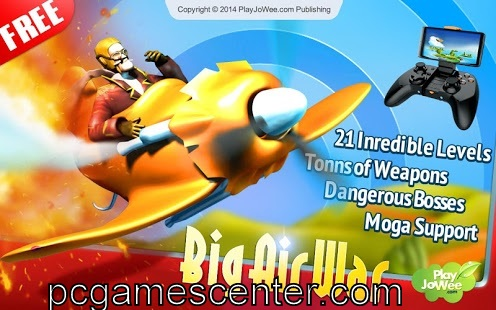 Big Air War Pc Game Free Download