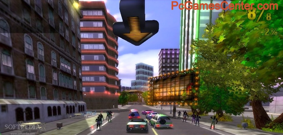 City Racing Free PC Game Download.