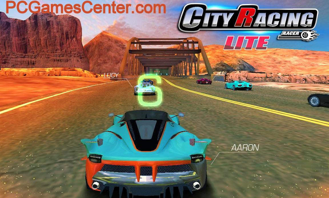 City Racing Free PC Game Download.