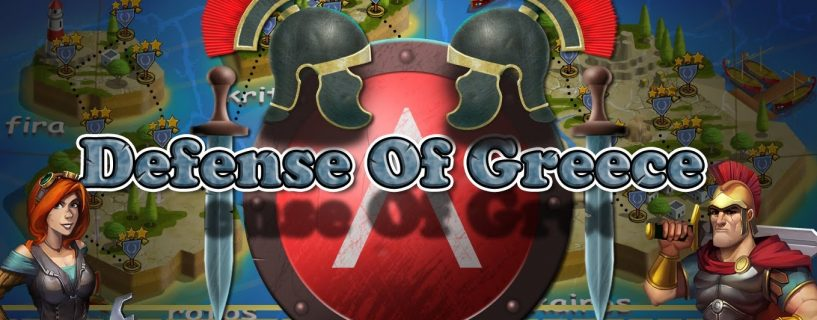 Defense of Greece Pc Game Free Download