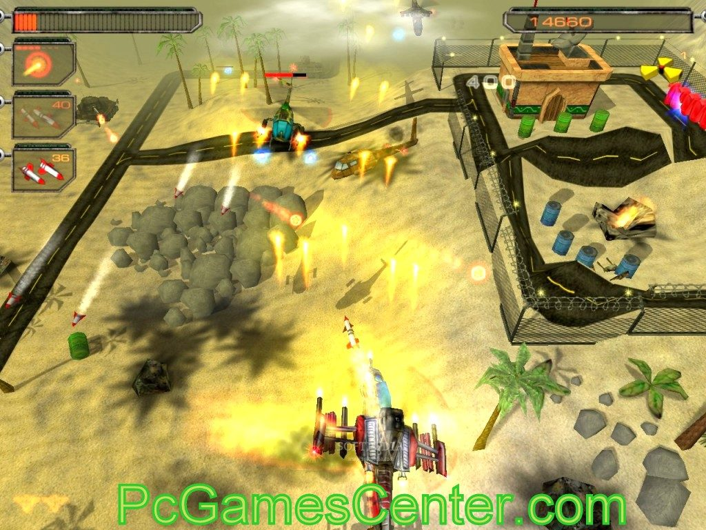 Desert Hawk PC Game Free Download