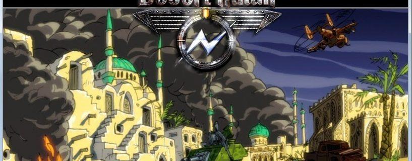 Desert Hawk PC Game Free Download