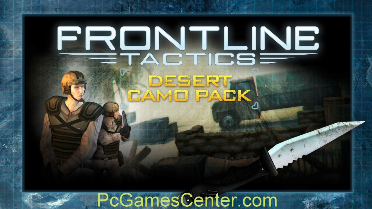Frontline Tactics PC Game Free Download