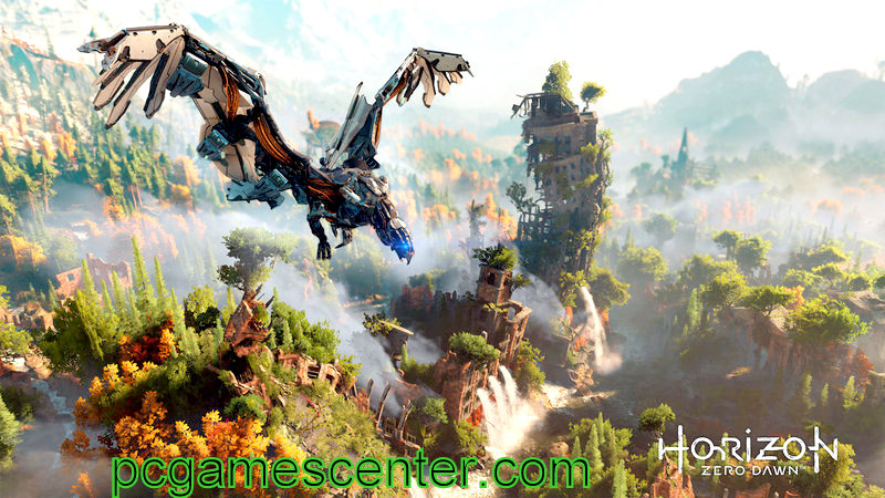 Horizon Zero Dawn PC Download Free with GamePlay