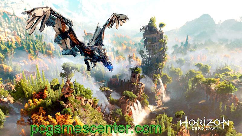 Horizon Zero Dawn PC Download Free with GamePlay