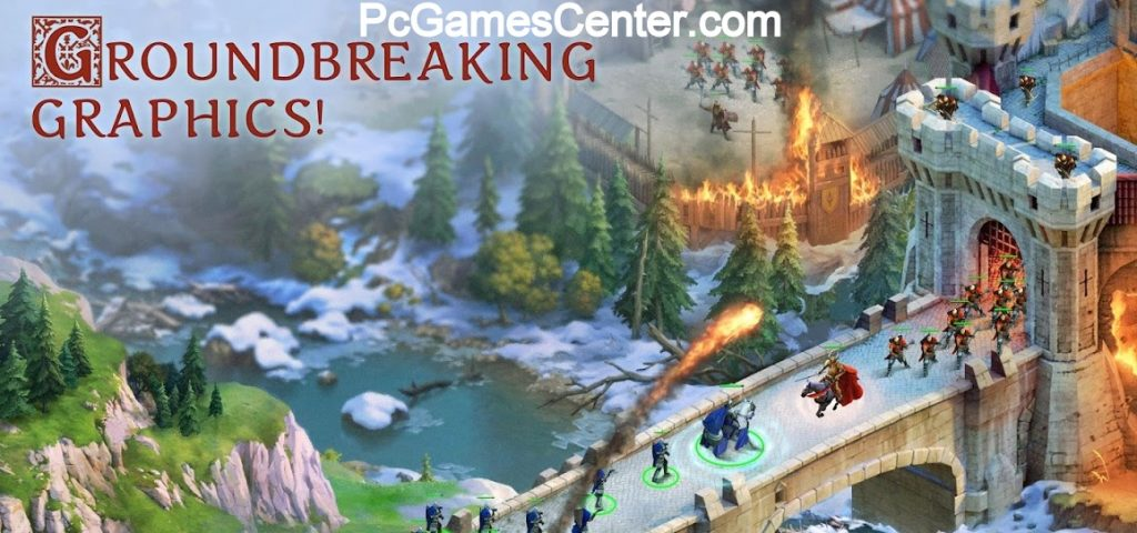 Kingdom at War!: Legends & Heroes PC Game Free Download