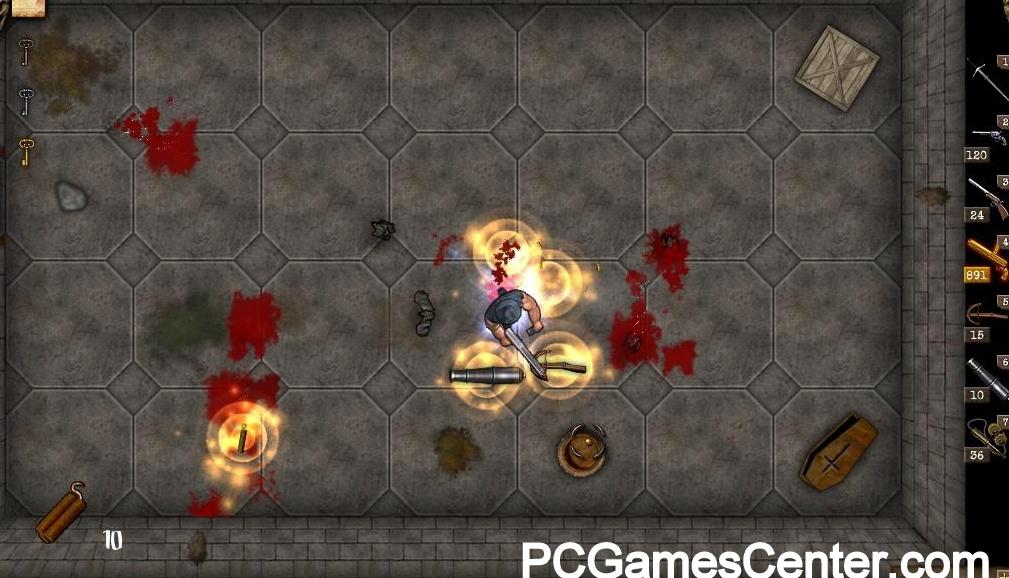 Larva Mortus PC Game Free Download.