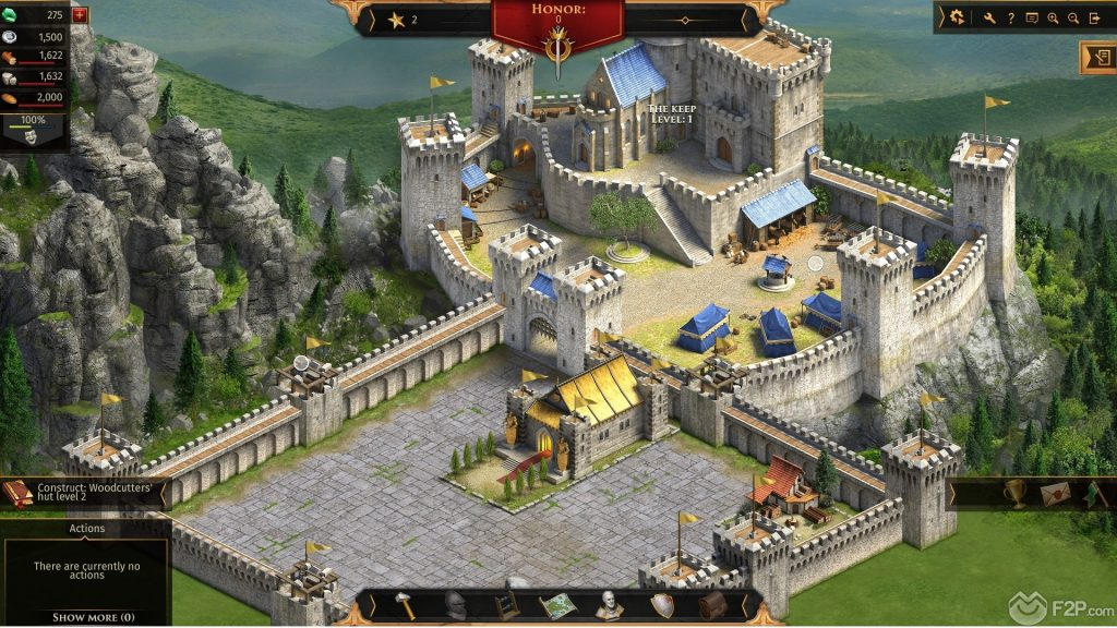 Legends of Honor PC Game Download Free