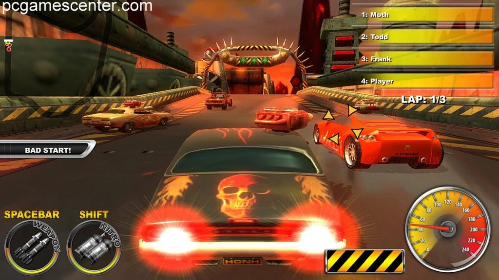 Lethal Brutal Racing Pc Game Free Download