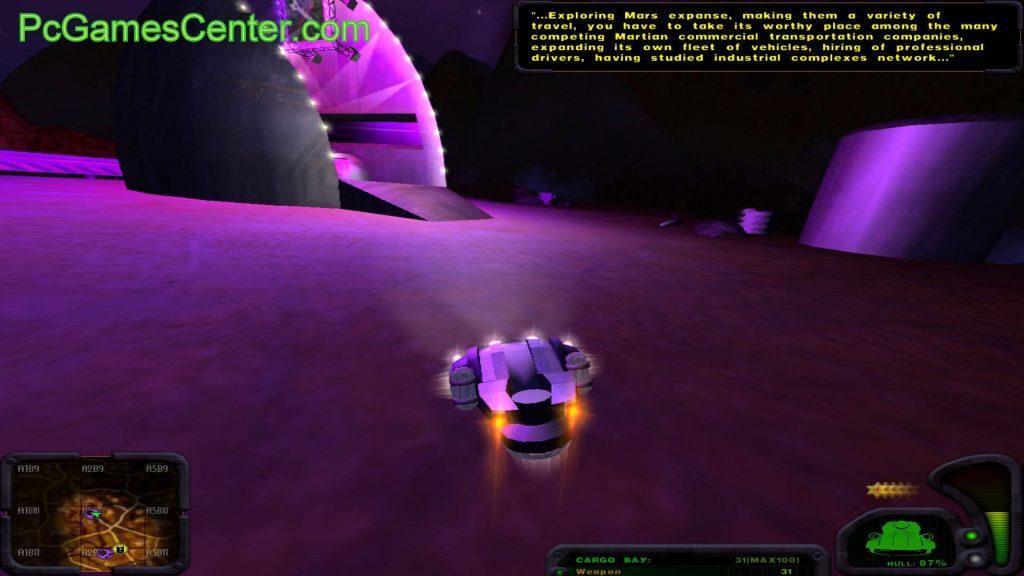 Martian Transporter PC Game Free Download