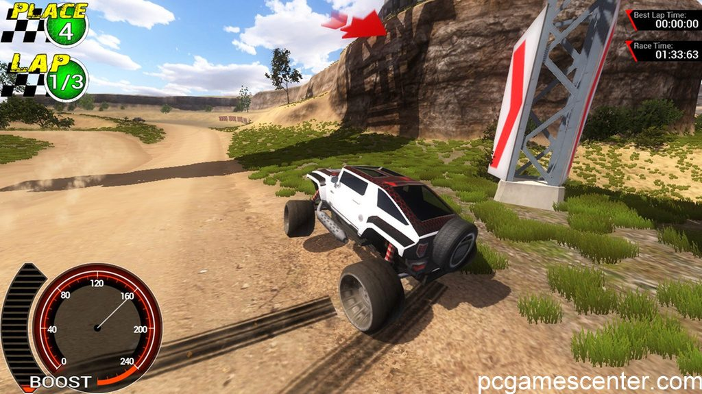 Off-Road Super Racing PC Game Free Download..