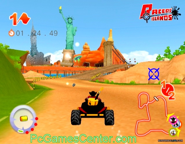 Racers Islands PC Game Free Download