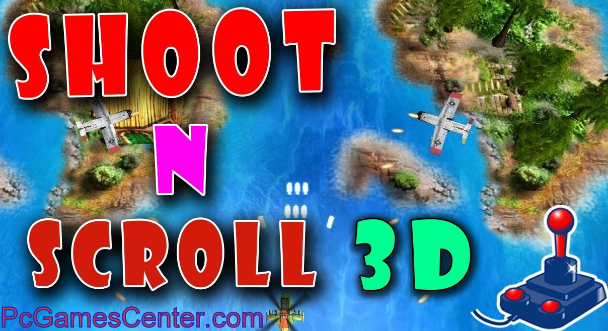 Shoot n Scroll 3D PC Game Free Download