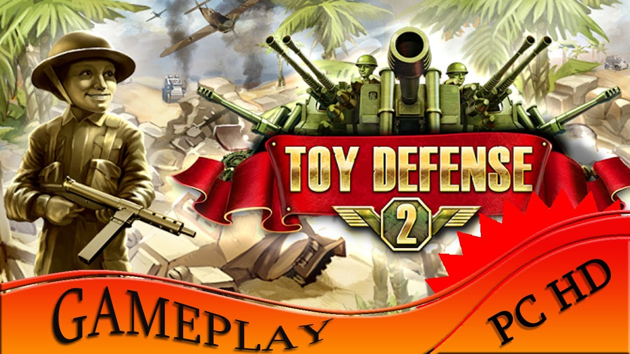Toy Defense 2 PC Game Free Download