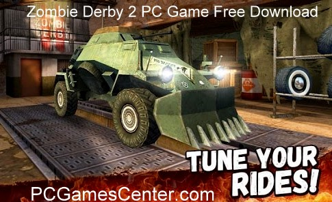 Zombie Derby 2 PC Game Free Download..