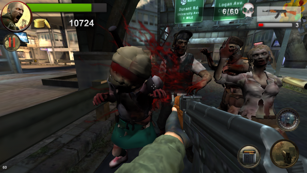 Zombie Shooter 2 Free Download Game for PC