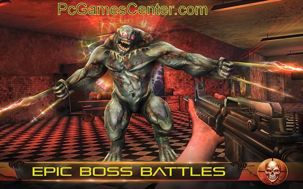Zombie Shooter PC Game Free Download,