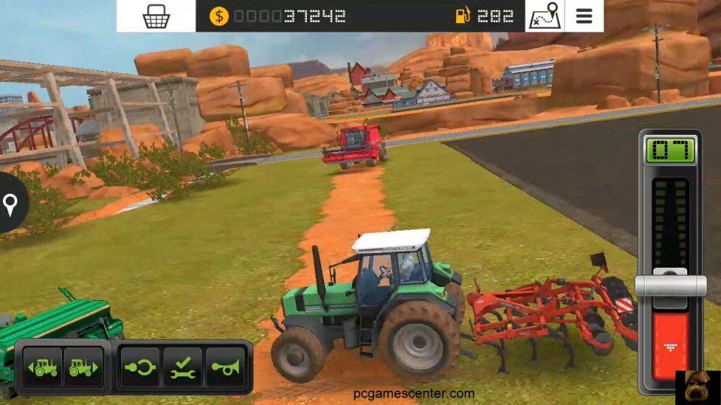 Скачать игру симулятор трактора 2018