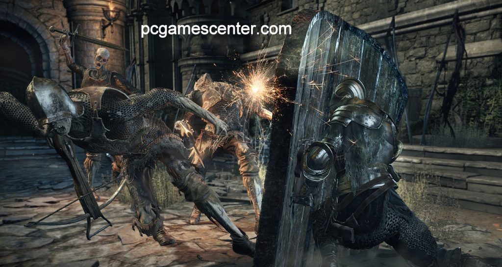 Dark Souls III: The Ringed City PC Game Free Download