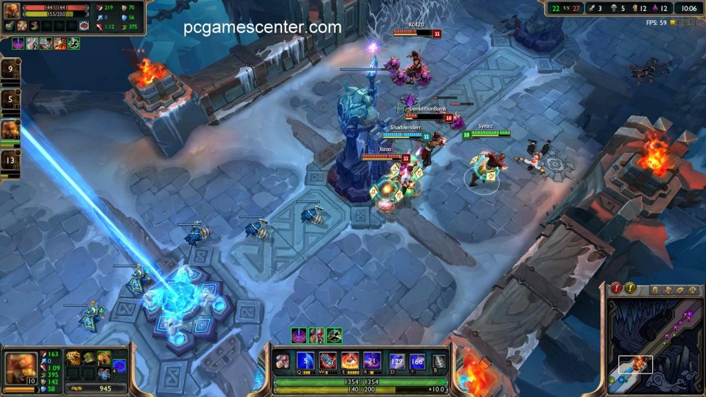 Dota 2 GamePlay PC Game Review Free Download