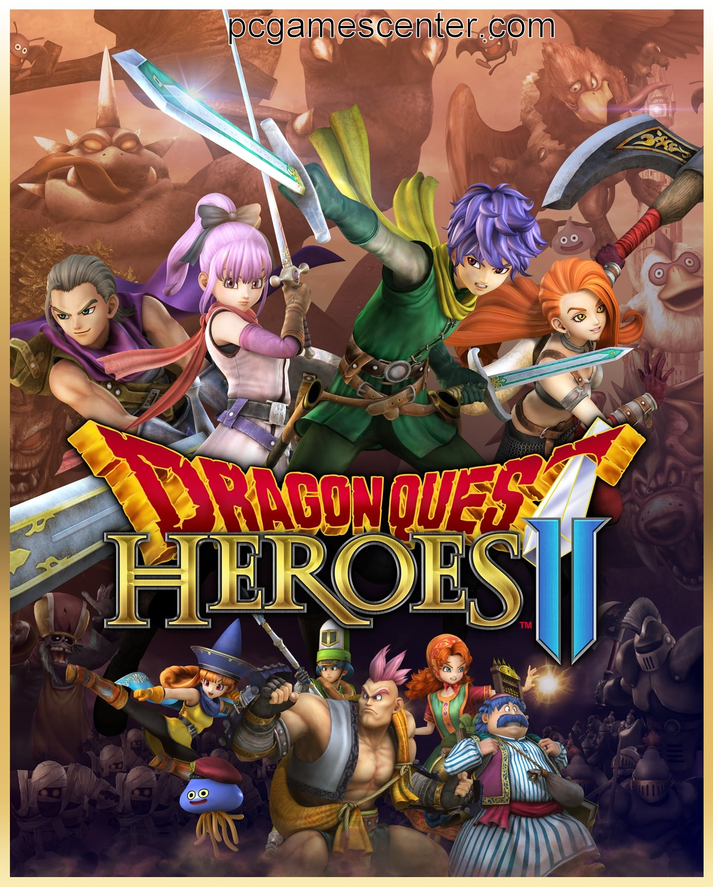Dragon Quest Heroes II Pc Game Free Download