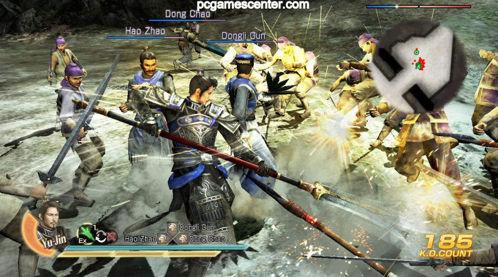 Dynasty Warriors 8 Pc Game Free Download