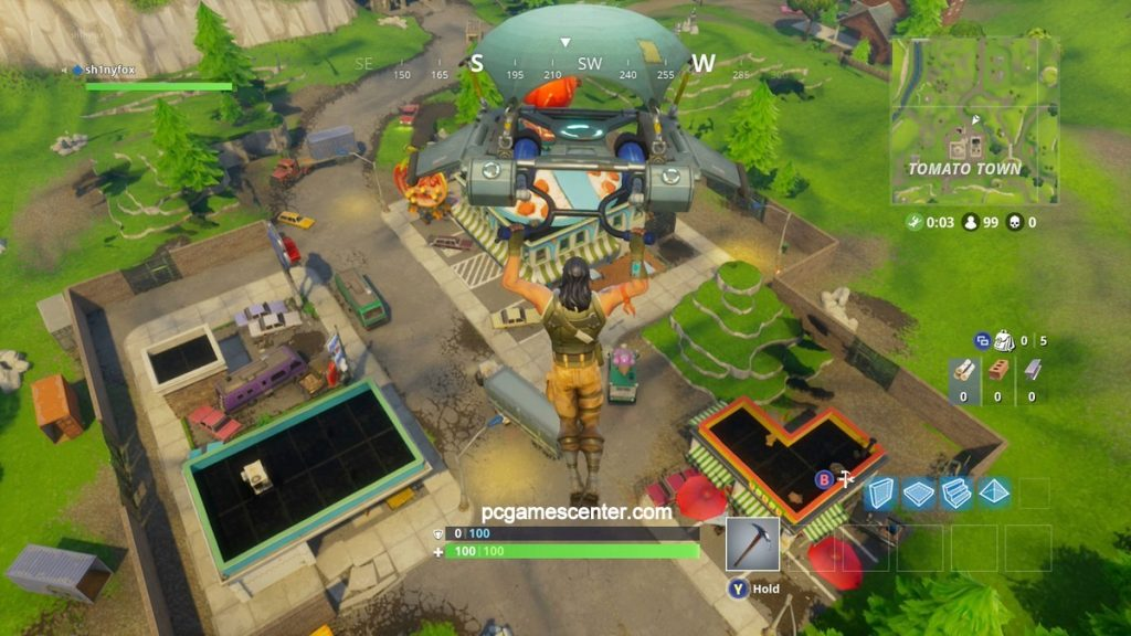 Fortnite Battle Royale Pc Game Download