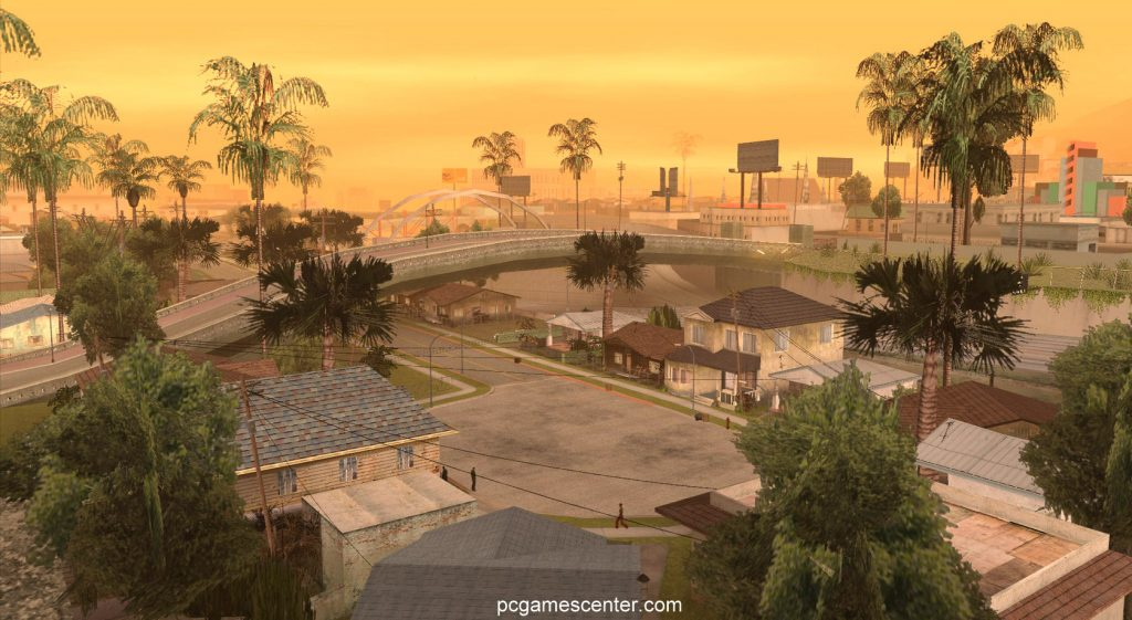 Grand Theft Auto: San Andreas PC Game Download