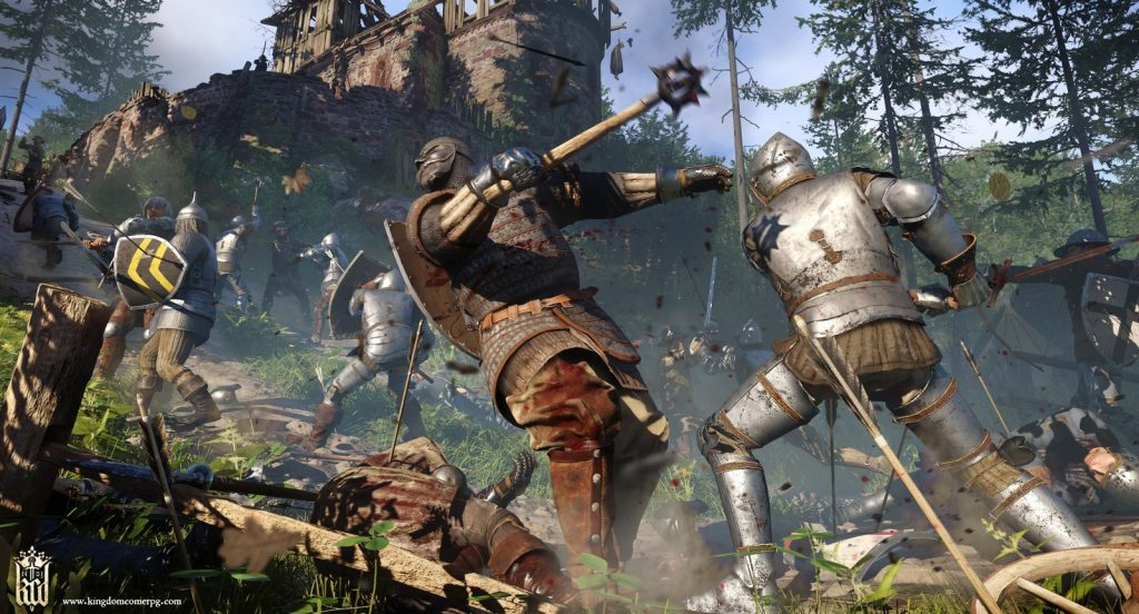 Kingdom Come Deliverance Pc Game Free Download