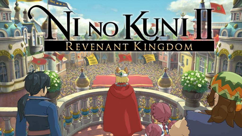 Ni no Kuni II Revenant Kingdom Pc Game Free Download