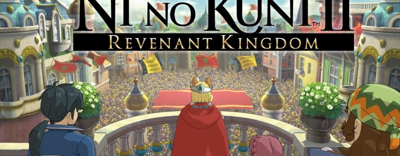 Ni no Kuni II: Revenant Kingdom Pc Game Free Download