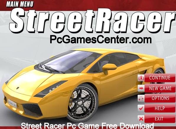Street Racer Pc Game Free Download