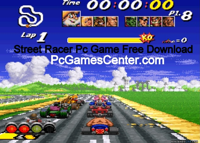 Street Racer Pc Game Free Download