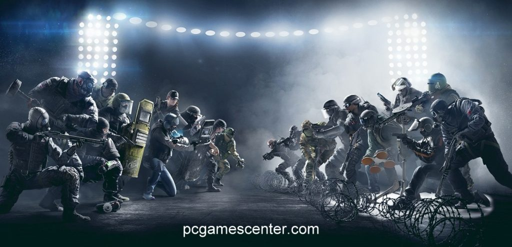Tom Clancy's Rainbow Six Siege Download Free PC Game