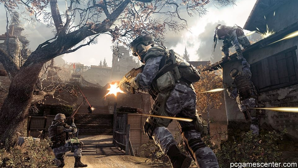 Warface Pc Game Free Download