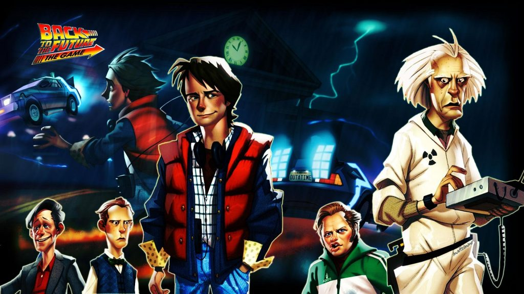 Back to the Future: The Game PC Game Free Download
