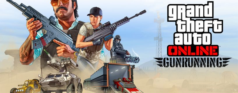 GTA 5 Online: Gunrunning Pc Game Free Download