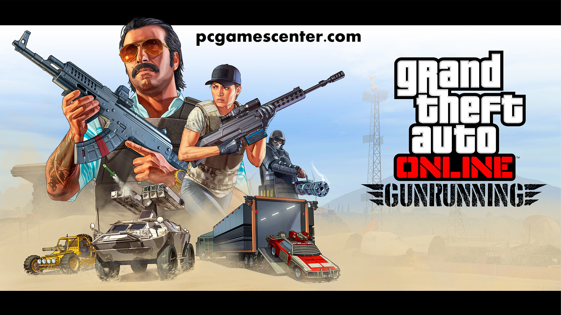 GTA 5 Online Gunrunning Pc Game Free Download