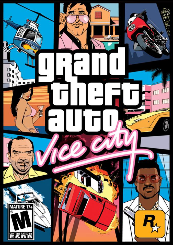 GTA Vice City PC Game Setup Free Download