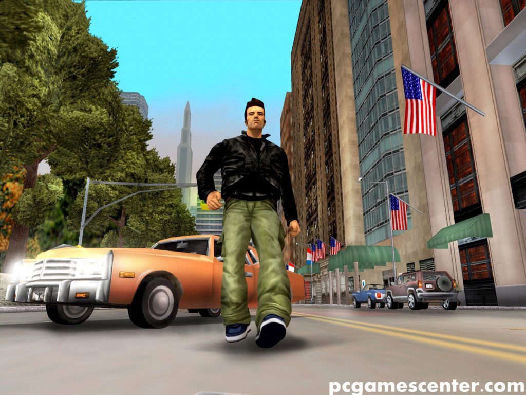Grand Theft Auto III PC Game Free Download Full Version...