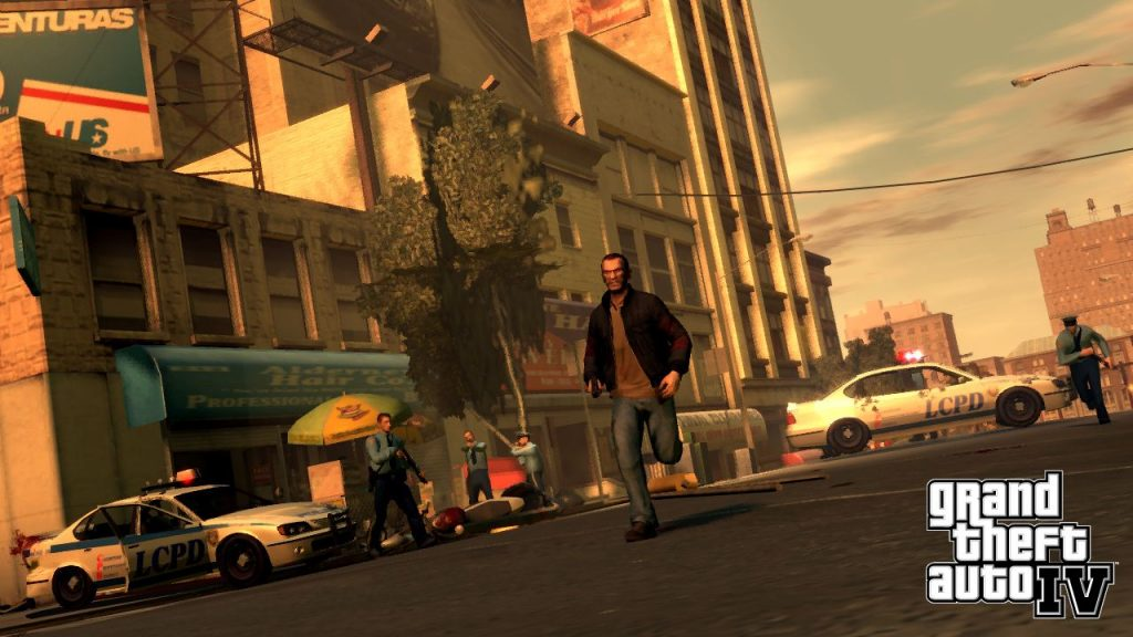 Grand Theft Auto IV PC Game Download Free Full Version