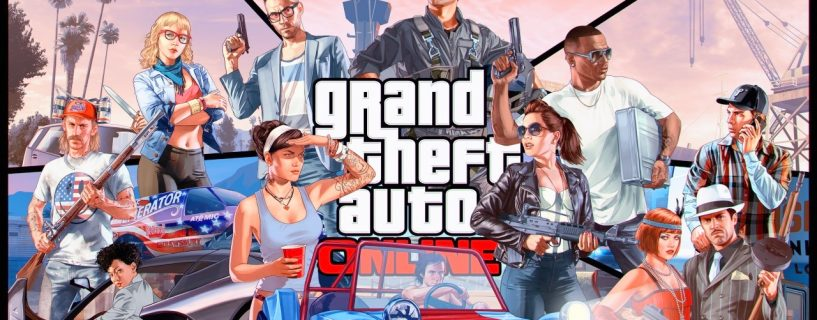 Grand Theft Auto Online 2013 Pc Game Free Download