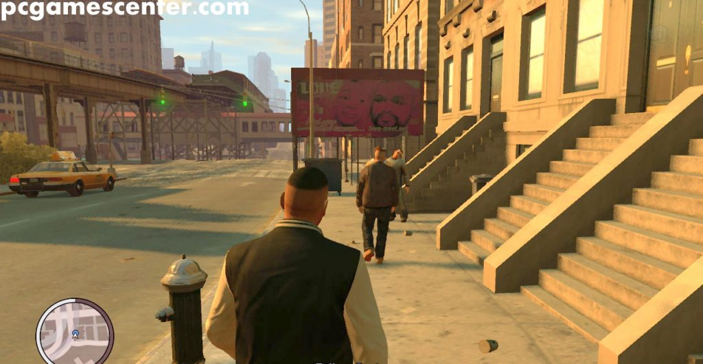 Grand Theft Auto The Ballad of Gay Tony Pc Game Free Download