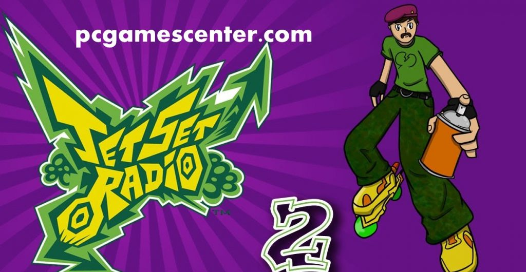 Jet Set Radio HD PC Game Free Download