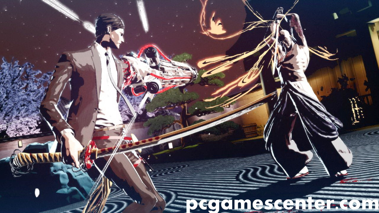 Killer Is Dead: Nightmare Edition PC Game Download