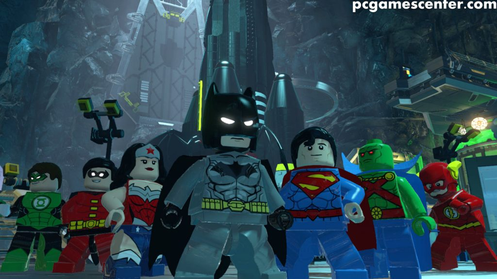 Lego Batman 3 Beyond Gotham PC + MAC Game Free Download