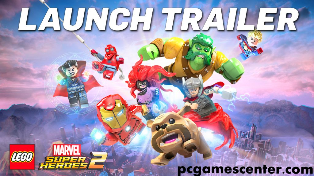 LEGO Marvel Super Heroes 2 PC + Mac OS X Game Free Download