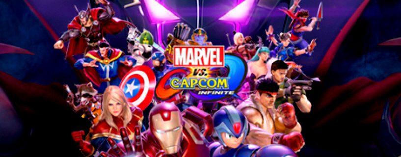 Marvel vs Capcom: Infinite PC Game Free Download Full Version